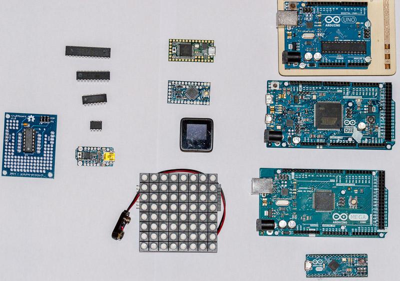 Projekte mit arduino und dem raspberry pi ideen rund um