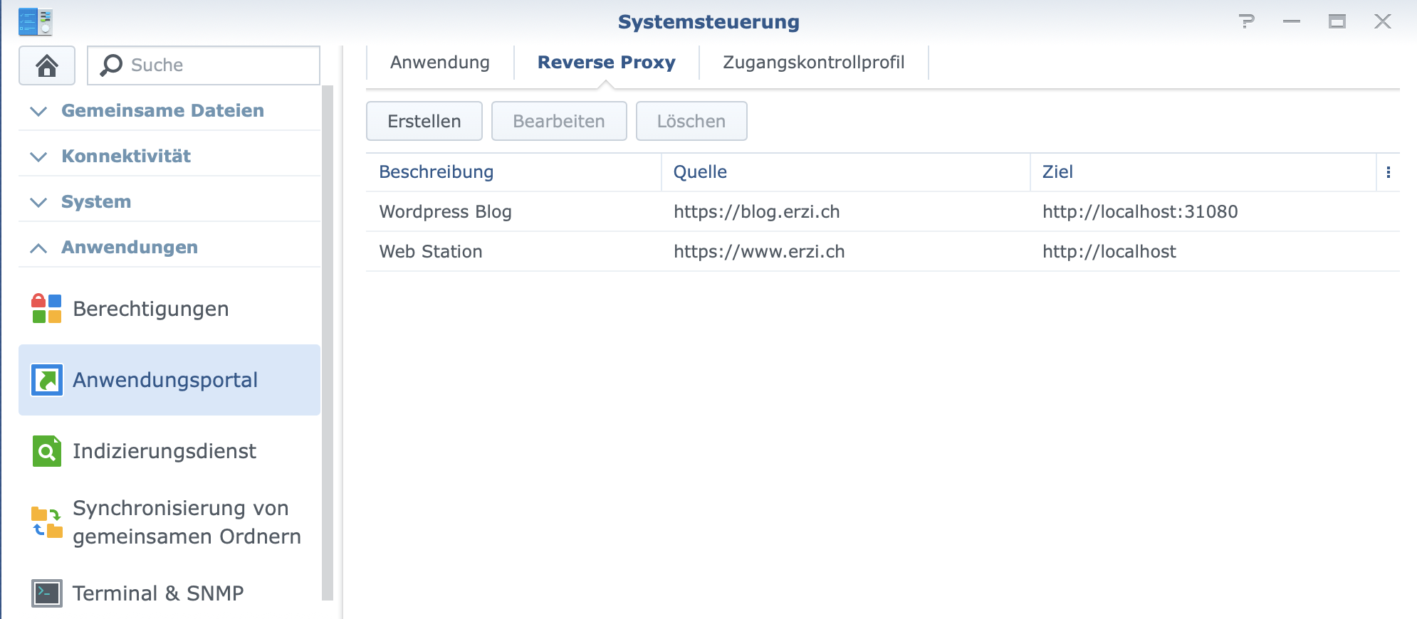 Install WordPress on the Synology Disk Station – Arduino and